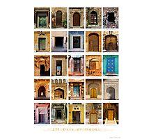 275 Days of Doors I Photographic Print