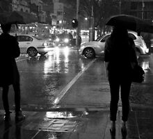Night crossing by Georgie Hart