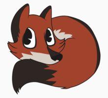A Fox by KaWhite