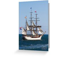 Bark Europa Greeting Card