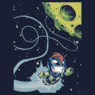 Nova Comic Shirt by taydizzle25