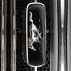 Mustang Emblem - iPhone Case by HoskingInd