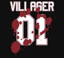 Bloody Villager Sports Shirt by rydiachacha