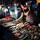 fish vendors by jerry  alcantara