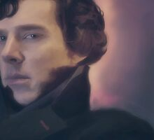Sherlock Holmes. by soapyburps