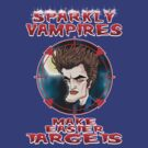 Sparkly Vamps by scott sirag