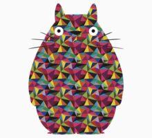 Mosaic Totoro T-Shirt