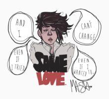 SAME LOVE by mashstash