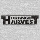 ORANGE HARVEST (DISTRESSED) by w1ckerman