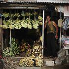 bananas in jakarta by wellman