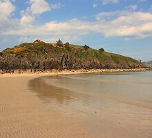 Marble Hill Beach by Adrian McGlynn