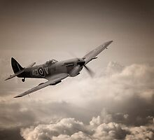 Spitfire Patrol by James Biggadike