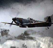 Spitfire TE311 by J Biggadike