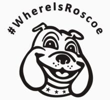 #WhereIsRoscoe (black) by Tom Clancy