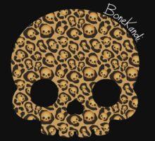 Bone Kandi - Leopard Print /dark/ Kids Clothes