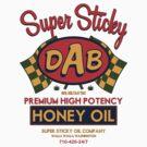 DAB-Honey oil-3 by GUS3141592