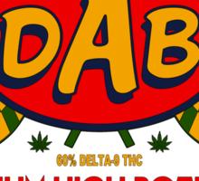DAB-Honey oil-3 Sticker
