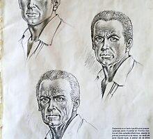 Banos Art Instruction by Al Bourassa