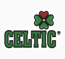 Love Celtic  by Sookiesooker