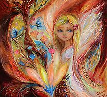 My little fairy Sandy by Elena Kotliarker