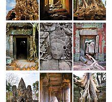 Angkor by Reymond Page