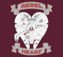Rebel Heart - red by cepheart