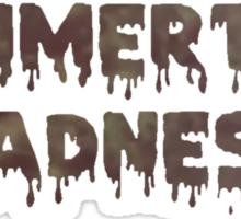 Summertime Sadness Sticker