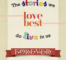 The Stories We Love Best - J.K. Rowling by VeronicaSilva