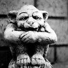 Cute Little Gargoyle by R-Walker