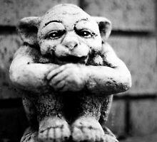 Cute Little Gargoyle by R-Walker