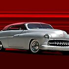 1950 Mercury Custom Convertible by DaveKoontz