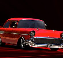 "1957 Chevy ""Post"" Coupe II by DaveKoontz"