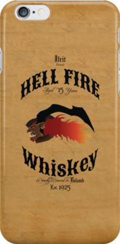 Hell Fire Whiskey by Gwendolyn Edwards
