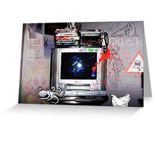 Van Riddick - 10 08 13 Greeting Card