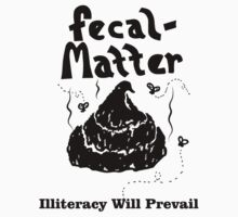 fecal matter by Grunger71