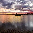 Red Sky Morning by Matt Mason