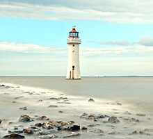 Perch Rock Six Stop 9 by DavidWHughes