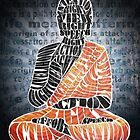 The Eightfold Path Buddha by Andrew Wood