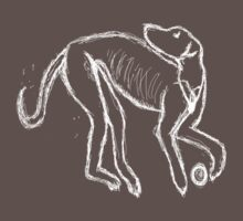 Iron Age Hound Dog Lurcher Reconstruction by rachsymonds