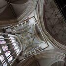 North Transept, York Minster by John Dalkin