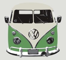 VW Camper by splashgti