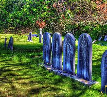 Mt. Repose Cemetery, Montville, Maine by fauselr