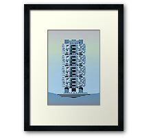 Archisystems Framed Print