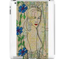 Miss M iPad Case/Skin