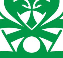 Typo Samurai - Green Sticker