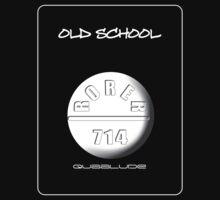 Old School (Quaalude) by Samuel Sheats