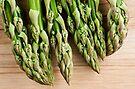 Asparagus by April Koehler