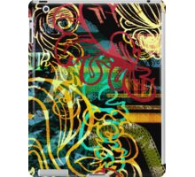 striking colourful-1 iPad Case/Skin