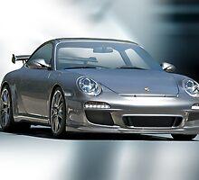 2011 Porsche 911 by DaveKoontz