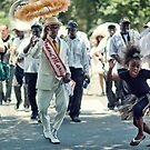 New Orleans Second Line by Alfonso Bresciani